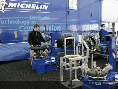 Michelin, pneumatici in temperatura per l'inizio della stagione