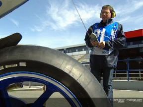 MotoGP Scrutineering