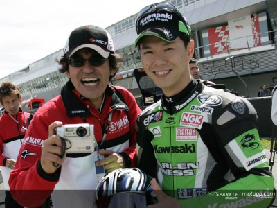 Turning Japanese: Ueda back in Jerez