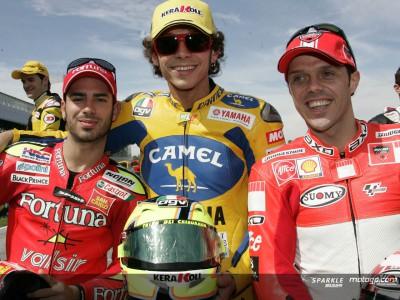 Partita la stagione 2006 del Campionato del Mondo di MotoGP