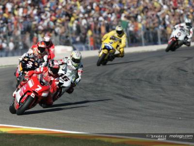 MotoGPの情報が携帯サイトから入手可能に