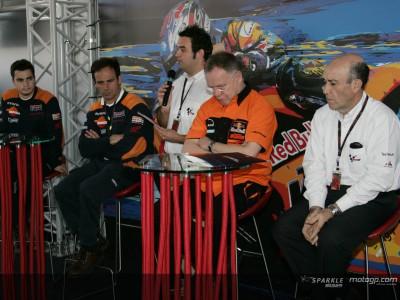 Dorna und Red Bull promoten zusammen den Wachstum neuer Talente