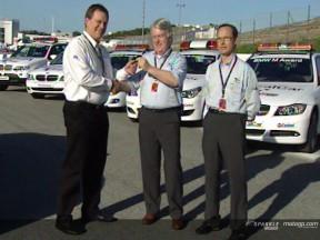 MotoGP presenta las Coches de Seguridad BMW M