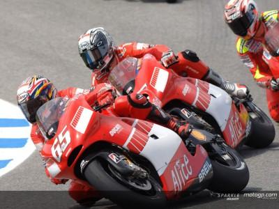 Bittersüsse Gefühle bei Ducati Marlboro