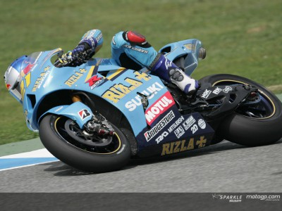 Bad luck and inexperience leave Suzuki disappointed