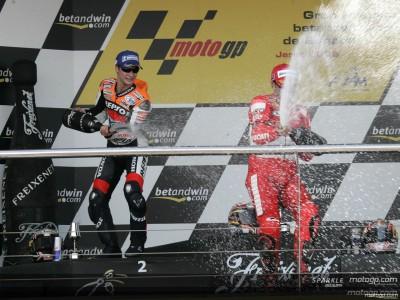 El mejor debut en la historia de MotoGP