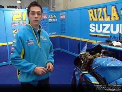 La télémétrie chez Suzuki