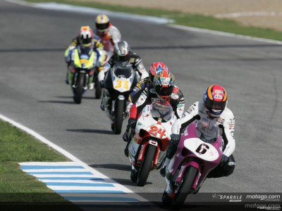125cc heads to the desert for Qatar Grand Prix