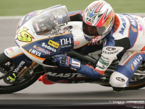 Bautista takes pole in Qatar
