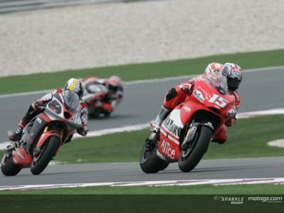 Jornada de carreras en Qatar