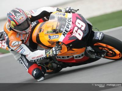 Consitent performances again for Repsol Honda