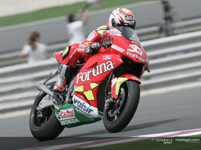 MotoGP teams work overtime in Qatar