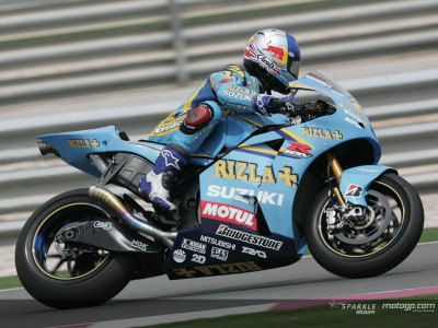 Double disappointment for Rizla Suzuki MotoGP at Losail