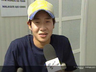 Koyama moving forward despite broken ankle