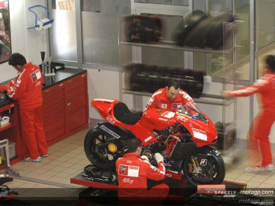 Ducati go back to school