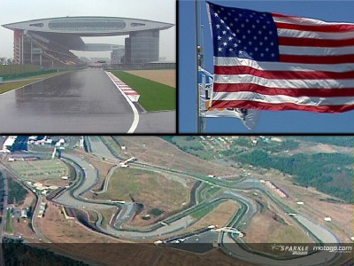 The new MotoGP circuits