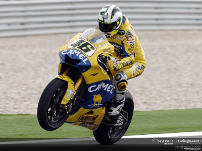 Rossi set for 100th MotoGP appearance in Turkey