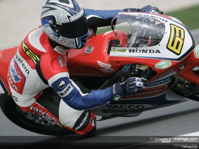 Di Meglio runs through 2005 victory