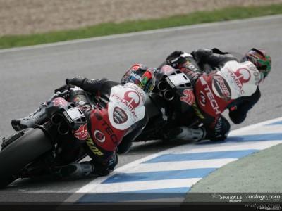 Pramac D'Antin riders debut in Istanbul