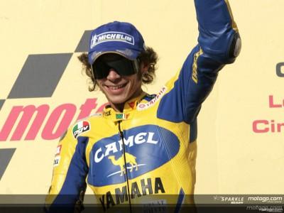 Rossi und seine besten MotoGP Rennen