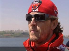 Gibernau hoping for third race improvement