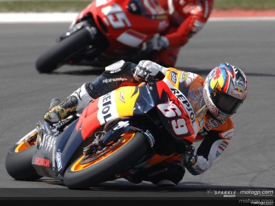 Repsol Honda have excellent performance in Turkey