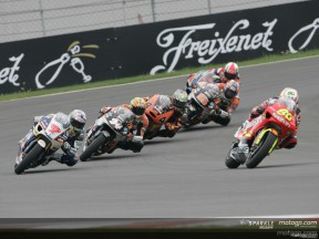 Heart-stopping 250cc finale
