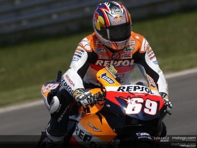 Repsol Honda, doppia leadership in MotoGP