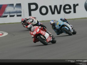 Ducati prêt à en découdre à Shanghai