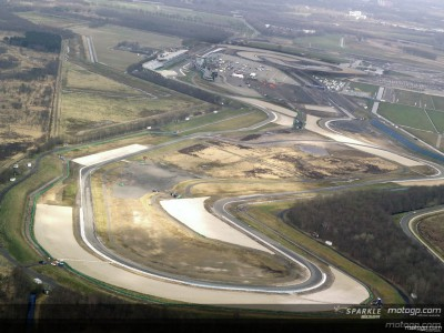 New Assen Circuit facilities take shape