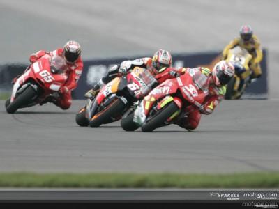MotoGP se prepara para el reto de Shanghai