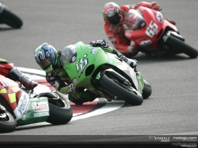 Kawasaki Racing determinati in Cina