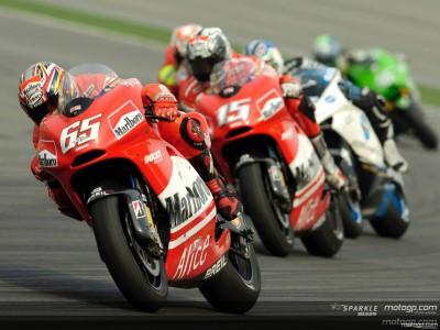Nuevo tropiezo de Ducati Marlboro