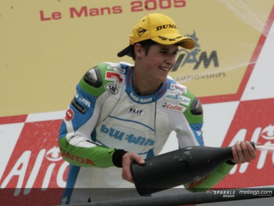 Le Mans 2005: Lüthi arrolla
