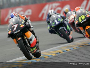 Le Mans 2005: Pedrosa si riprende la leadership