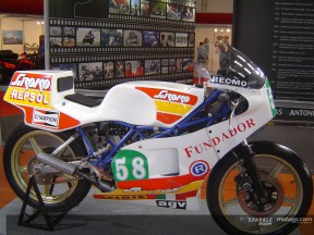 Motorshow arrives in Barcelona for Cobas tribute