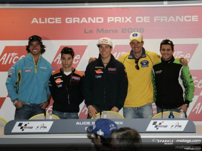 Alice Grand Prix de France: Pressekonferenz