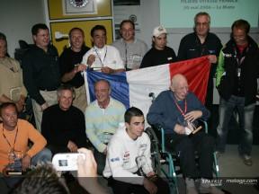 La FFM rend hommage aux vainqueurs français