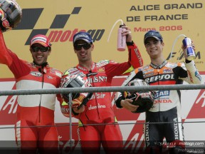 Melandri takes victory in breathtaking Alice Grand Prix of France