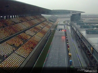 Shanghai:  The Circuit of the future