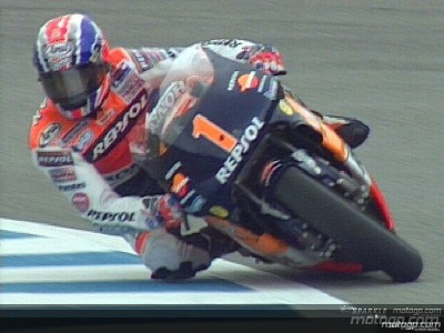 Spanish GP 99:  Doohan's farewell