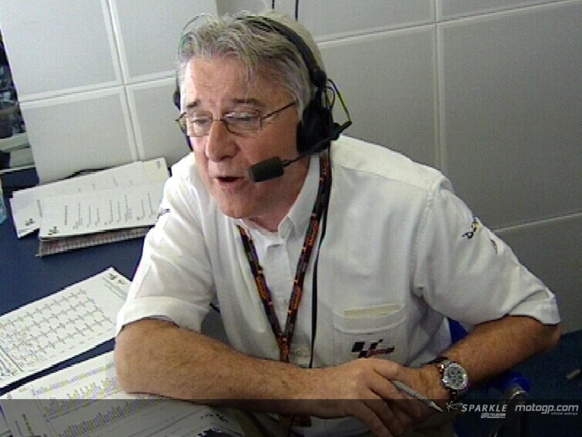 Nick Harris: The voice of MotoGP