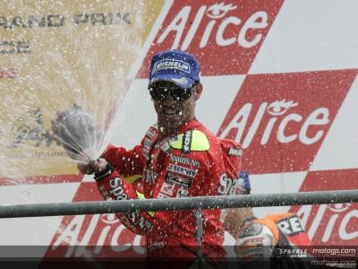 Tripletta Honda a Le Mans