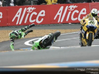 Frustración en el equipo Kawasaki Racing