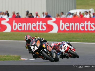 Double points finale for Bennetts British Superbikes