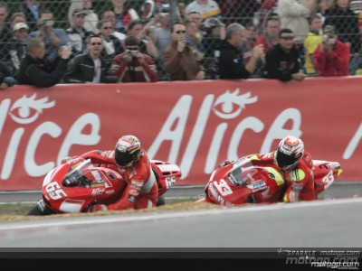 MotoGP riders and teams prepare for Italian job