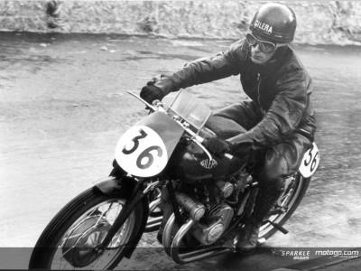 Fallece Masetti, el primer campeón italiano de 500cc