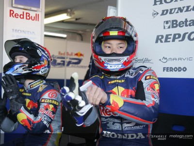 Nakagami unstoppable in Japanese Championship
