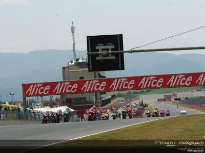 The Mugello Circuit in focus
