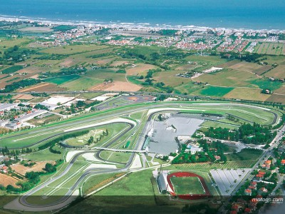 MotoGP marks initial agreement to race at Misano in 2007